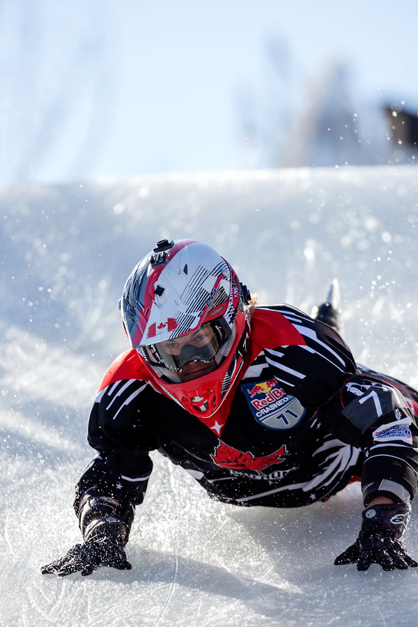 Red Bull Crashed Ice in Edmonton March 12, 2015