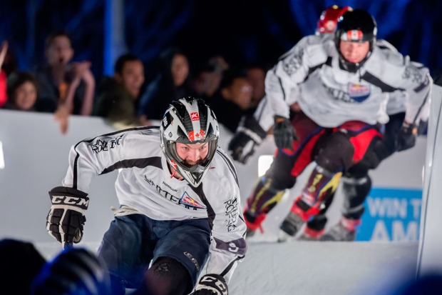 Red Bull Crashed Ice in Edmonton March 13, 2015