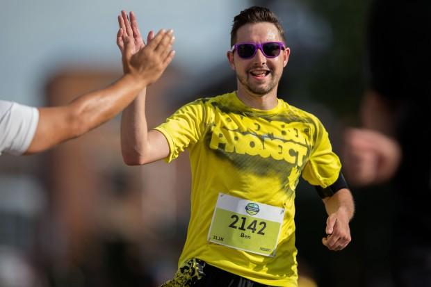 2016 Edmonton Marathon